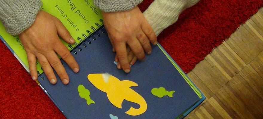 تبیین و ترسیم تفکری بینا برای کودکان نابینا - بخش نخست