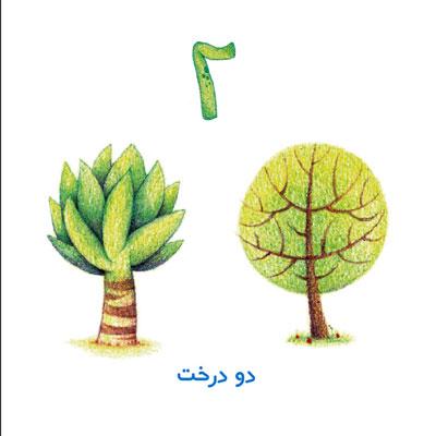 معرفی کتاب تا ده بشماریم، کتابهای مفهومی لولوپی (۴)