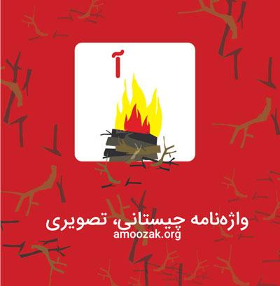 واژهنامه چیستانی، تصویری