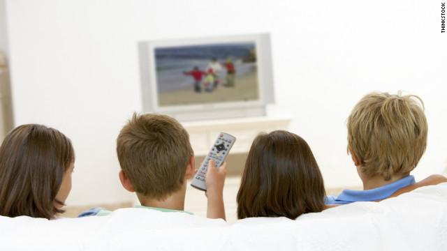 تماشای تلویزیون و خلاقیت کودک