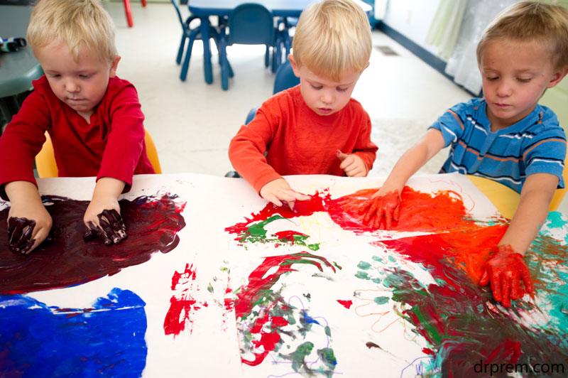 روش آموزش خلاق کودک محور چگونه است