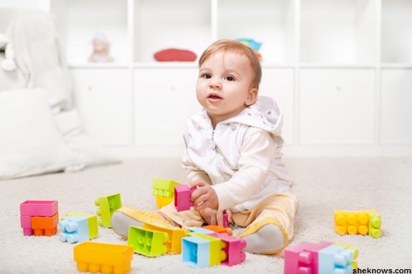 کودک و بازی با اعداد