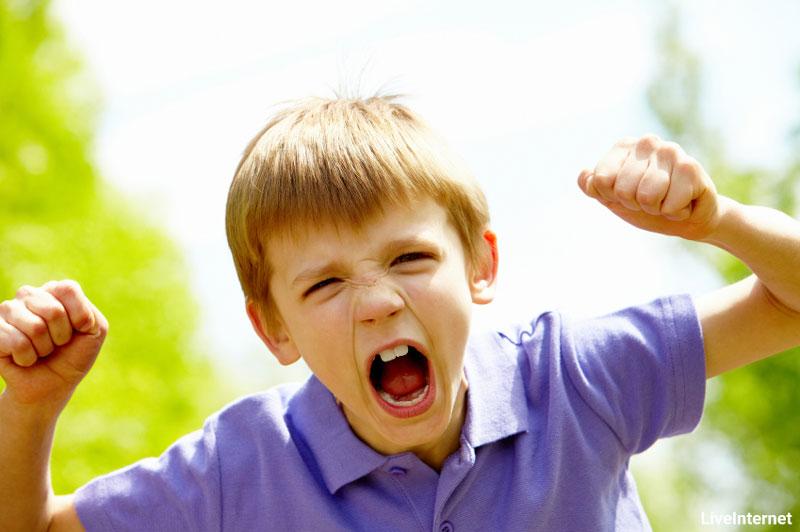 برخورد مناسب با کودکان پرخاشگر
