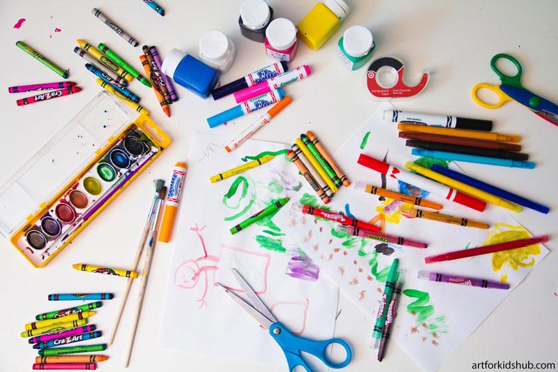 آموزش مفاهیم به کودکان، مهارت ۴: خلاقیت