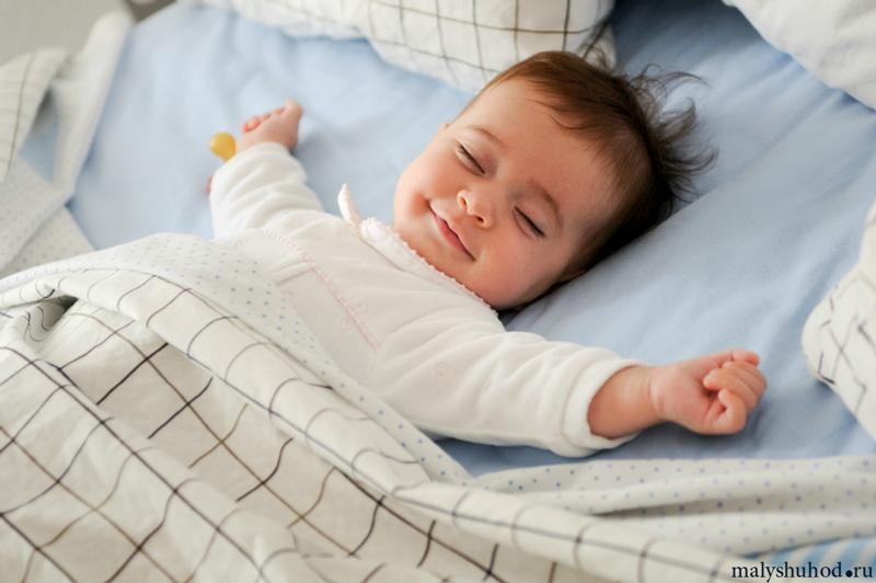 خواب نوزادان
