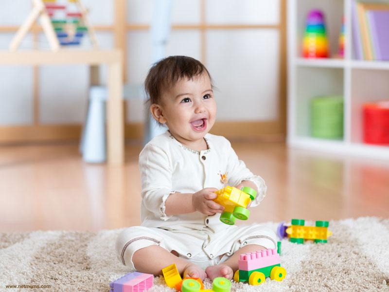 راهکاری مهم برای ارتقای یادگیری نوزاد