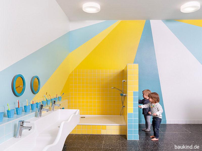 رابطه فضا و بهداشت کودکان