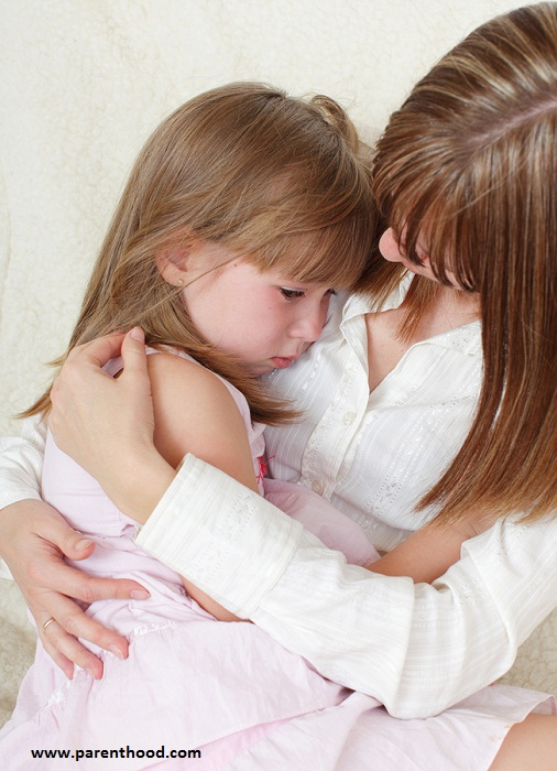 اشتباههای والدین در حرف زدن با فرزندانشان