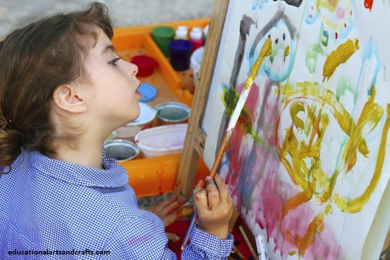 جعبه سياه نقاشی کودکان