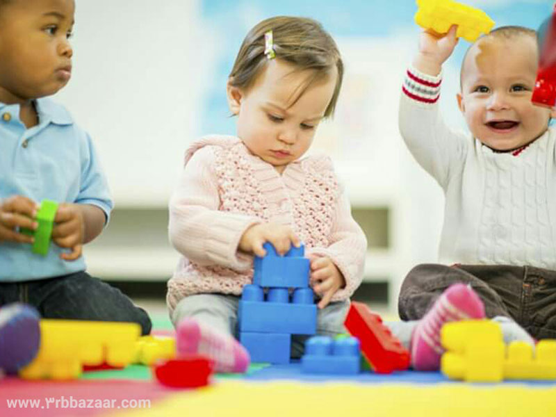 رشد پیشزبانی کودک و بازی: کودکان با بازی میآموزند!