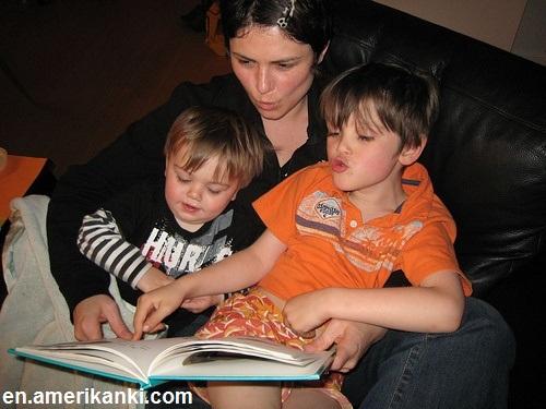 چرا باید برای فرزندم شعر بخوانم؟