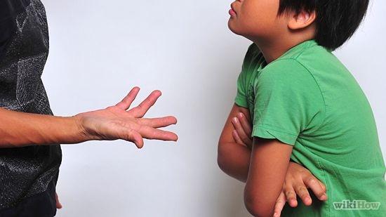آموزش نه گفتن به فرزندان
