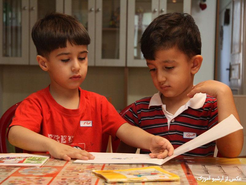 رفع مشکل عدم تمرکز و دقت در کودکان با چیستان