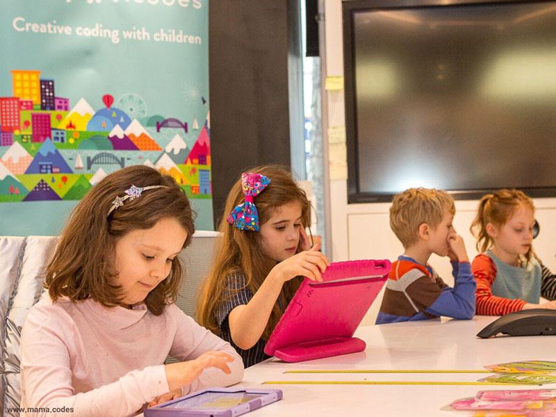 فناوری کوچک؛ پیشکُدگذاری ابتدایی برای کودکان پیشدبستانی