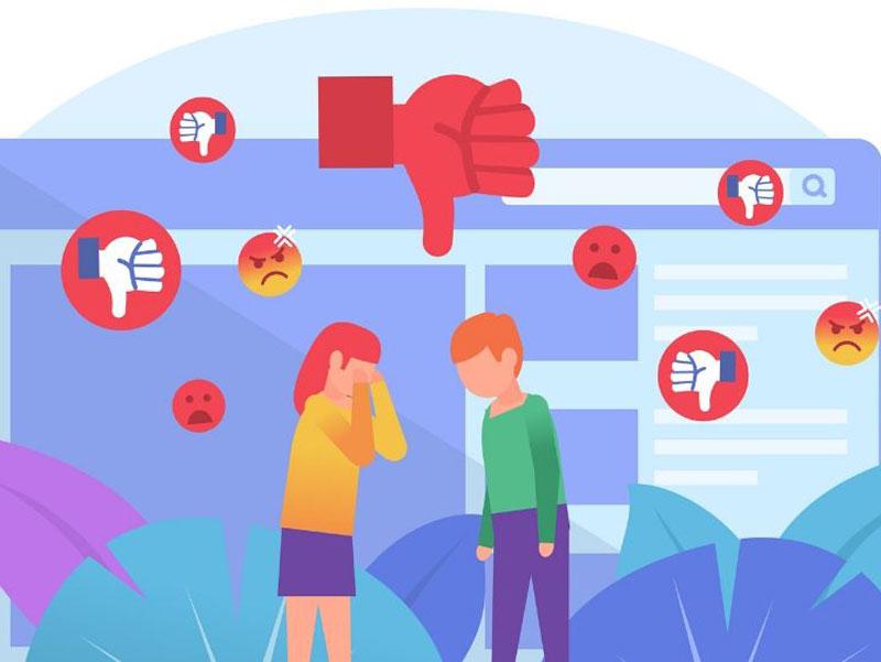 رابطهی آزار و اذیتهای اینترنتی با افسردگی در کودکان