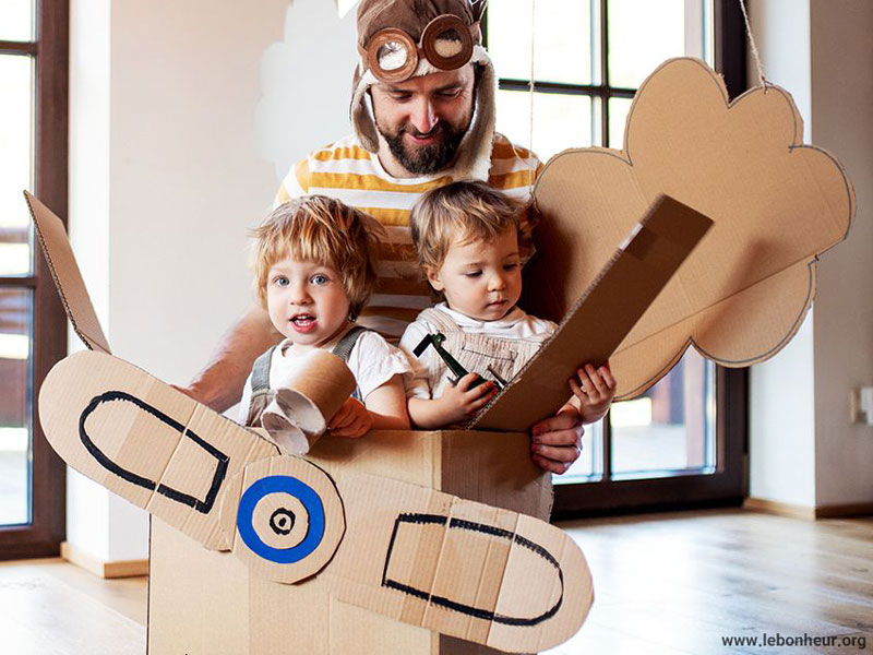 10 فعالیت آموزشی خانوادگی در دوران کرونا برای کودکان
