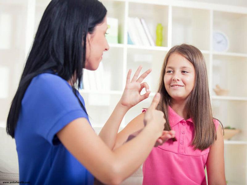 مداخلات زودهنگام کودکان ناشنوای والدین ناشنوا