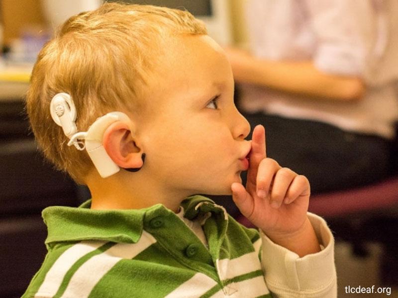تنبلی گوش کودکان، بخش پایانی