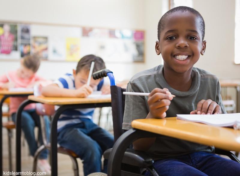 آموزش کودکان با نیازهای ویژه