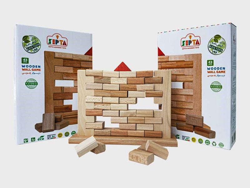 معرفی بازی دیوار چوبی