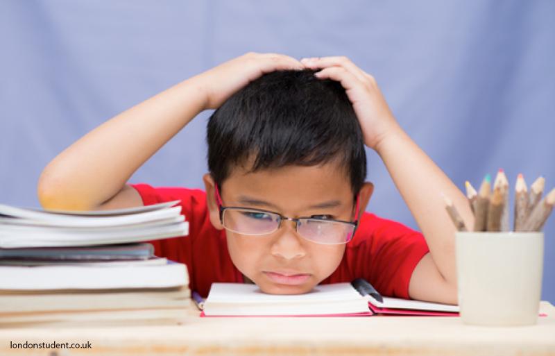 استرس، عامل اُفت میزان یادگیری