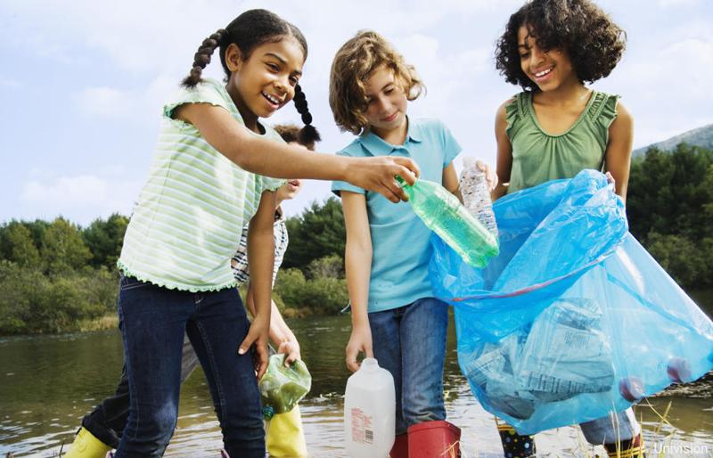 آشنایی کودکان با حفاظت از محیط زیست