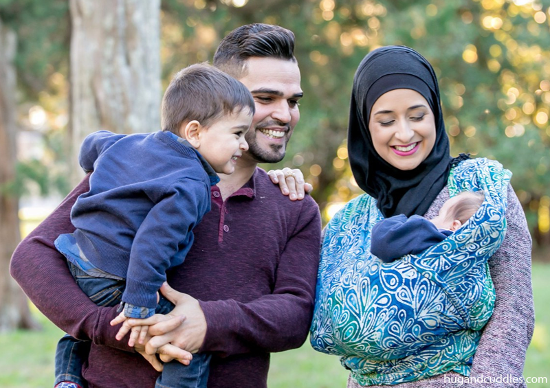 پدر و مادر دو کانون رفع نیازهای روحی نوزادان