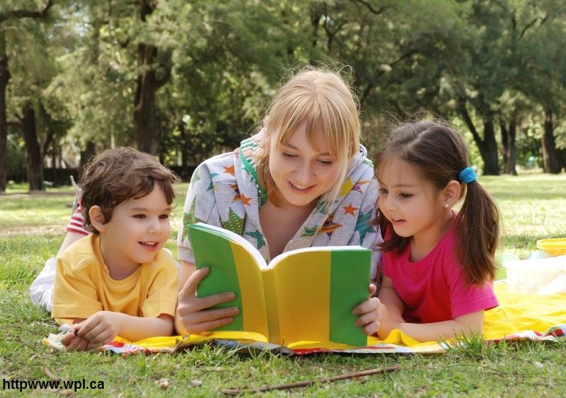 پشتیبانی پرورش مهارت های خواندن کودکان خردسال