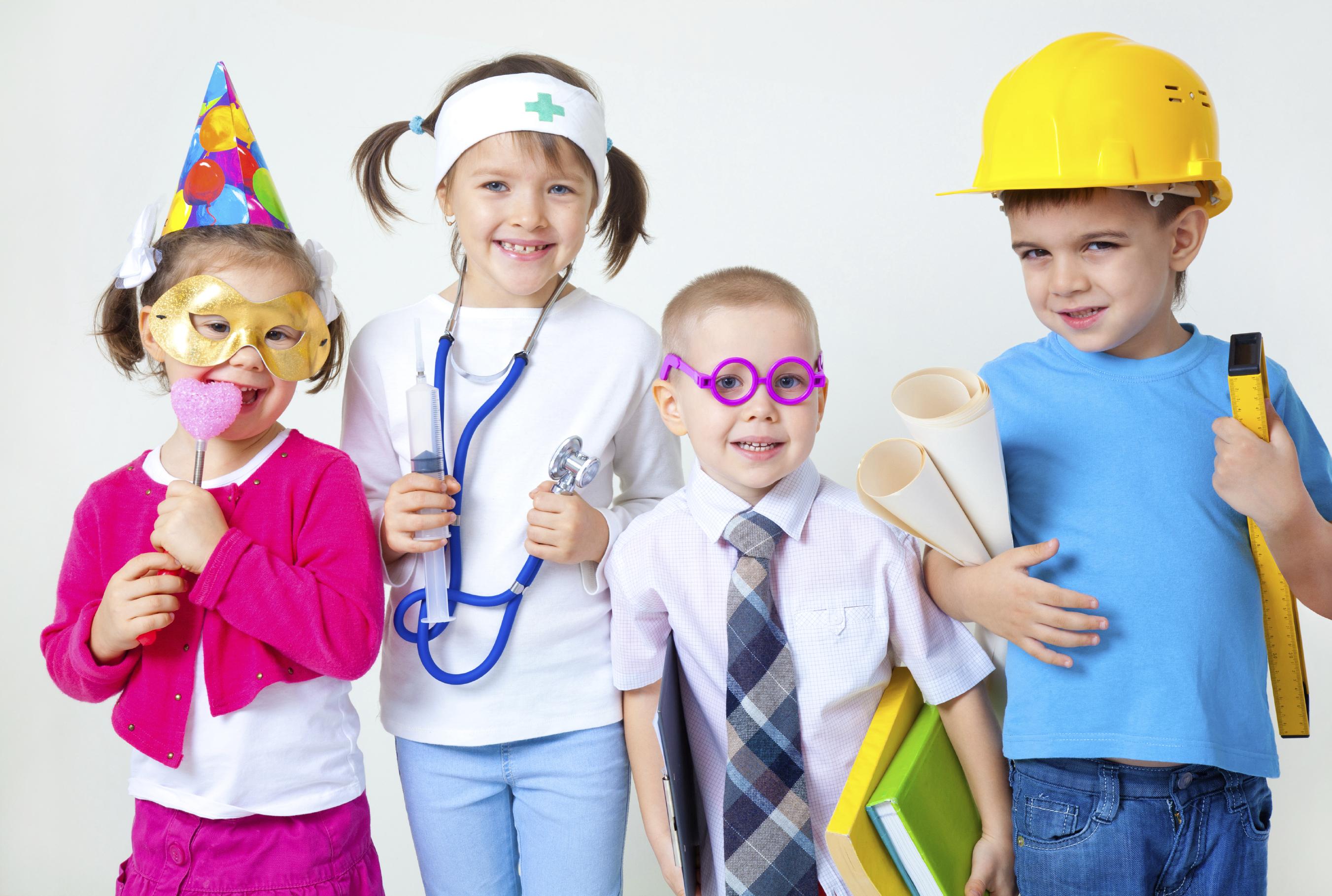 نقش اسباب بازی در تعیین شغل آینده کودکان