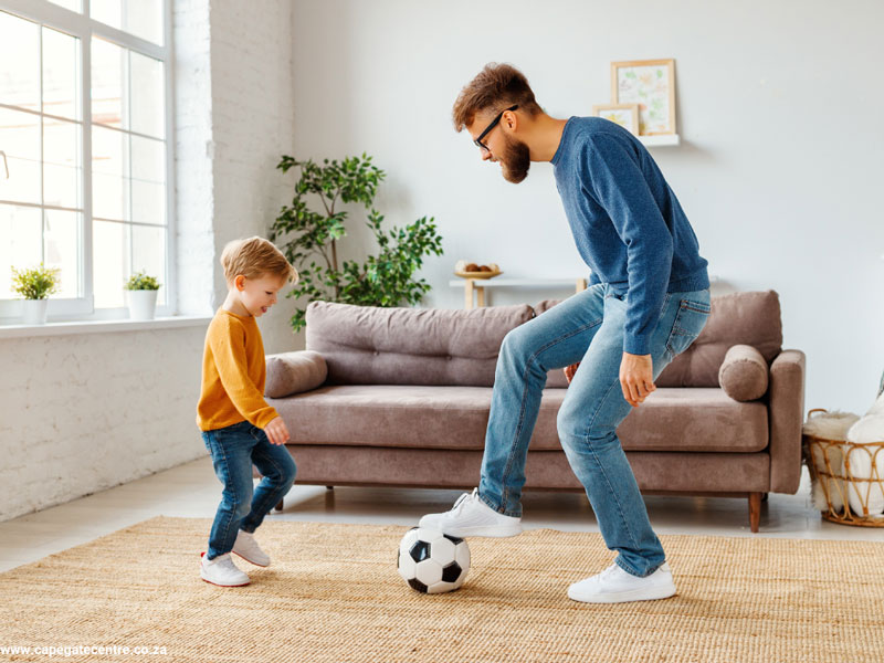 تأثیر سودمند بازیهای پدر-فرزندی در بهدستآوردن توانایی مهار احساسها در کودکان