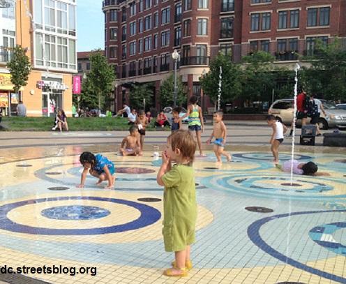 آماده سازی شهر برای کودکان