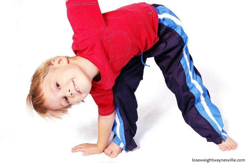 تربیت بدنی کودکان ویژه