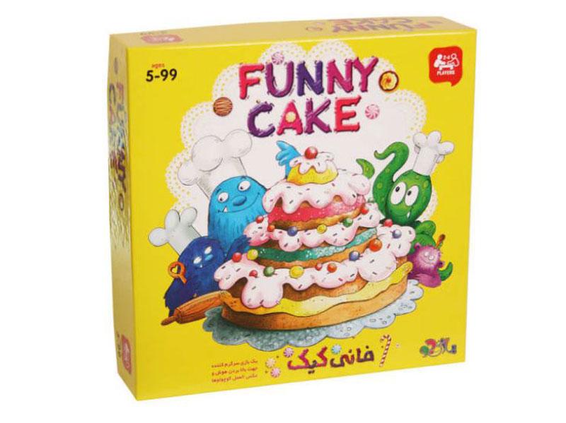 معرفی بازی فانی کیک