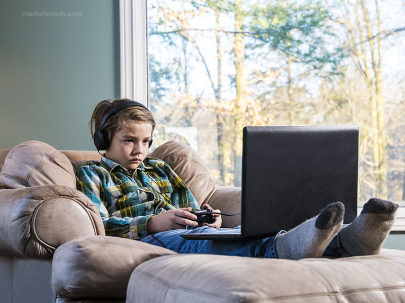 اختلال اعتیاد به بازیهای اینترنتی (IGD) در کودکان و نوجوانان