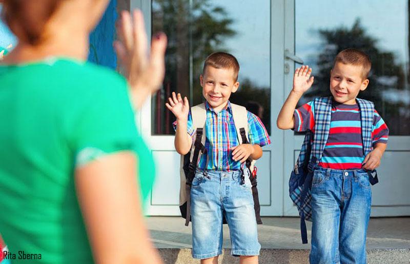 چطور ترس کودکان از مدرسه را از بین ببریم؟