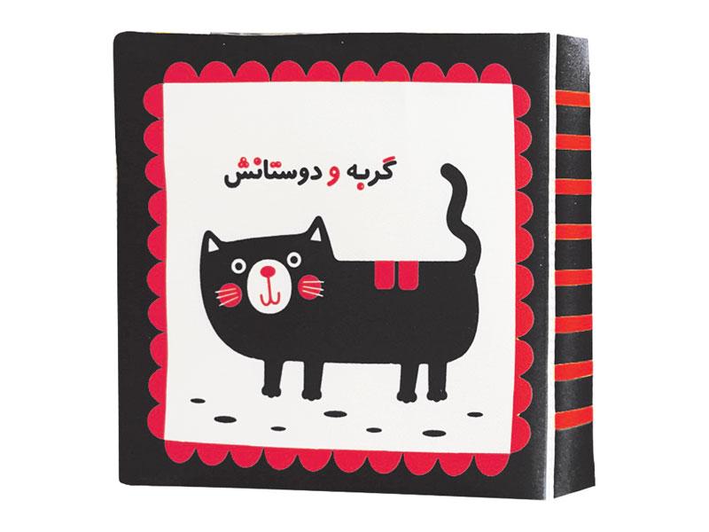 معرفی کتاب پارچهای گربه و دوستانش