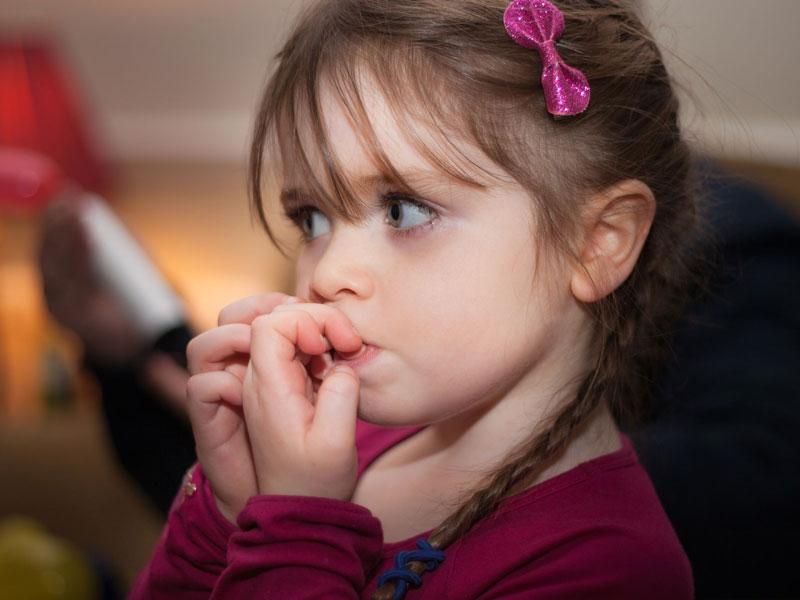 اختلال حرکات کلیشهای در کودکان