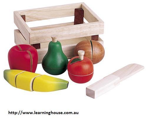 بریدن میوه چوبی