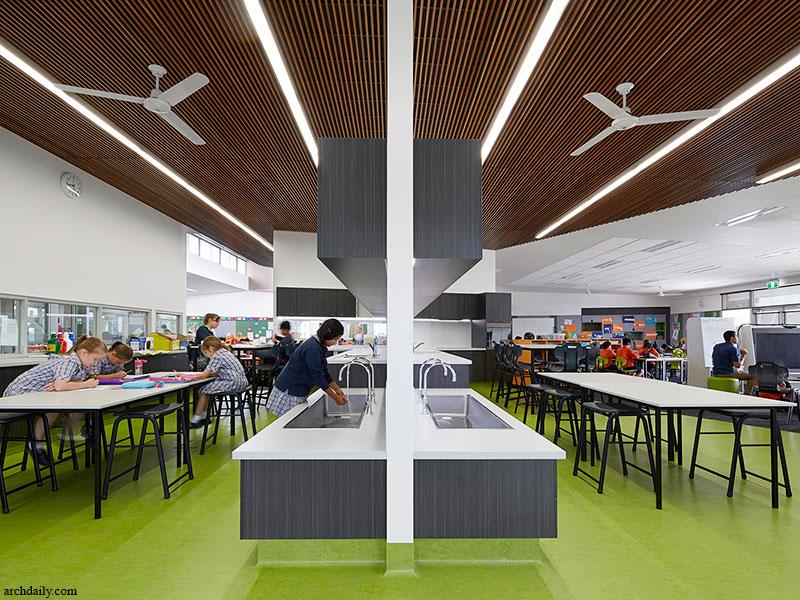 مدرسه ای متفاوت در استرالیا
