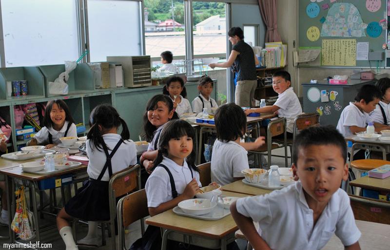 فرهنگ آموزش درمدارس ژاپن