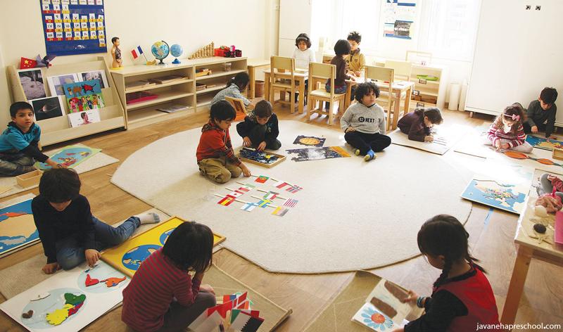 جایگاه آموزشی و تربیتی مهدهای کودک و مراکز پیش دبستانی
