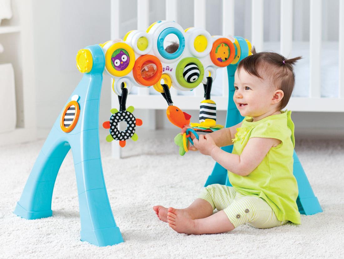 سرگرمی های آگاهانه نوزادان