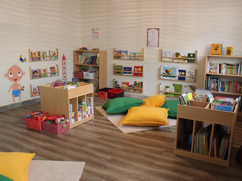 ضرورت ایجاد کتابخانه های کودک محور