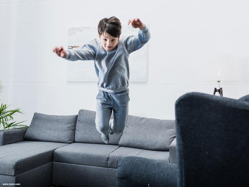 پرورش مهارتهای حرکتی در خردسالان