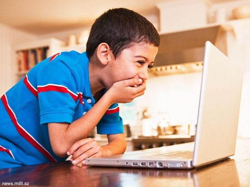 دود رایانه در چشم بچهها