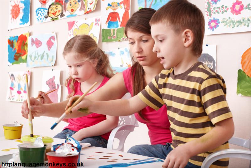 هنر و کودک: فرصتی برای بروز احساسات و اندیشهها