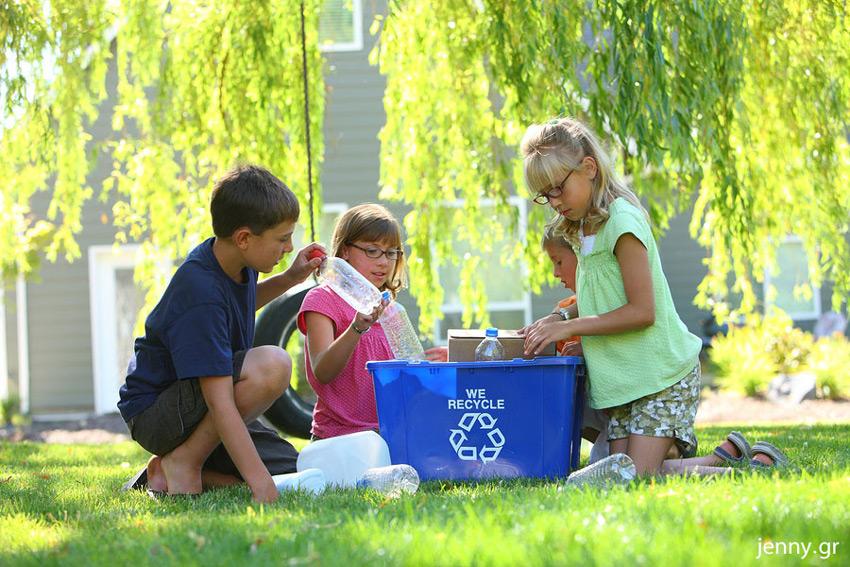 کودکان و حفظ محیط زیست