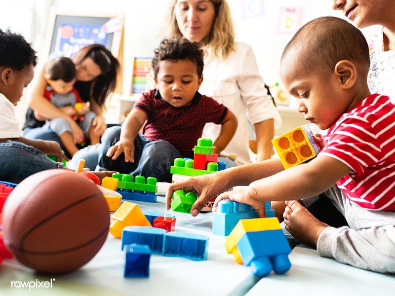 چگونه کودکستان خانگی تشکیل دهیم؟