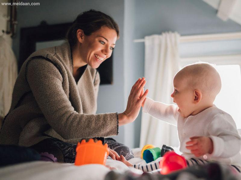 نگاه نوزاد ناشنوا پیشرفتهتر از نوزاد شنوا