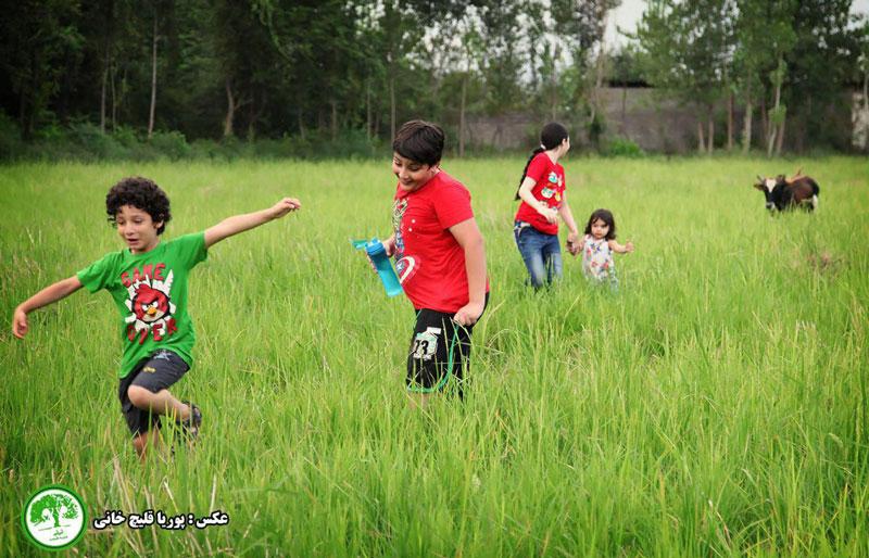 چرا کودکان باید با طبیعت آشنا شوند؟